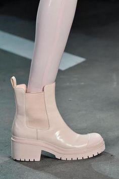 Sa-weeet: I can finally match my boots to my legs!! #casper ...Thanks, @marcjacobsintl !