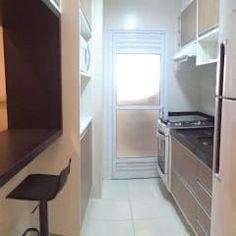 Cozinha integrada: Cozinhas modernas por Arquiteto em Casa