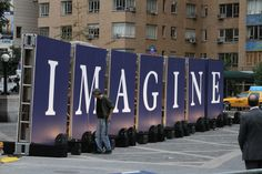 John Lennon...imagine