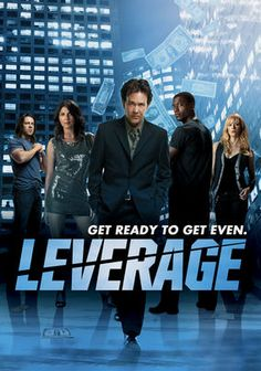Leverage (2008) Backed by a staff of thieves and hackers, former insurance investigator Nate Ford (Timothy Hutton) pulls a 180 on the corporate and government entities he used to protect. And with good reason: They played a role in his young son's tragic death. Aldis Hodge co-stars in this TNT original drama as Ford's go-to gadget guy, with Gina Bellman and Christian Kane playing the roles of his most-trusted con artist and a martial arts expert.