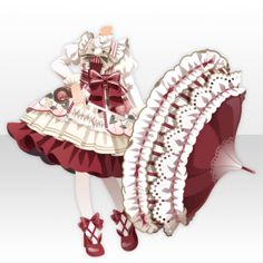 Manga Clothes, Drawing Anime Clothes, Dress Drawing, Model Outfits, Girl Outfits, Cute Outfits, Anime Dress, Cocoppa Play, Fashion Design Drawings