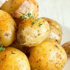 Cómo cocer patatas en el microondas