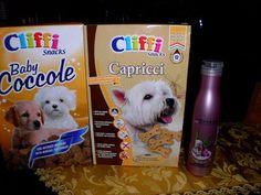 Biscotti cliffi per #cani adulti e #cuccioli. #cliffi dog biscuits for #puppy