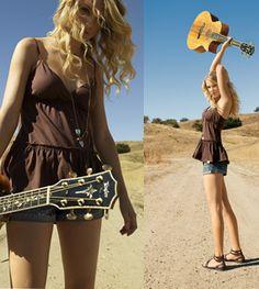 Vintage Taylor Swift