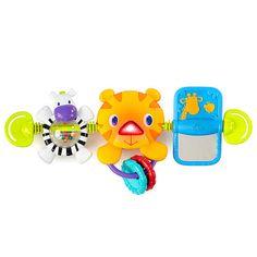 Bright Starts Take Along Toy Bar - Tiger - Bright Starts - $10.99