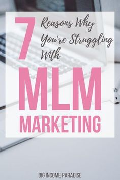 If you're struggling with MLM Marketing (Network Marketing), then maybe you are doing these 7 mistakes that most entrepreneurs do. Read more to learn what mistakes to avoid and how. Social Media Marketing Business, Multi Level Marketing, Online Marketing, Direct Sales Organization, Science Of Getting Rich, Network Marketing Tips, Marketing Ideas, Business Tips, Strategy Business