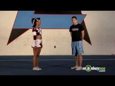Cheerleading Team Drill Techniques