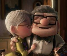 Pixar Animation Studios (Pixar) is an American computer animation film studio based in Emeryville, California. Pixar is a subsidiary of The Walt Disney Company. Someone To Love Me, Love Me Like, True Love, I Smile, Make Me Smile, Smile Gif, Vieux Couples, Romeo Und Julia, Haruki Murakami