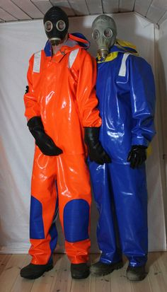 Fishermen and Trawlermen, Golfers Rainsuits, Hi Viz Waterproof Workers, Motorbike and Bikers Nylon Waterproofs and PVC Chemical Protective Waterproof Suits - it's all about the Waterproof Trousers and the Guys in them! Hazmat Suit, Plastic Mac, Pvc Raincoat, Pvc Vinyl, Rain Wear, Catsuit, Motorcycle Jacket, Overalls, Suits