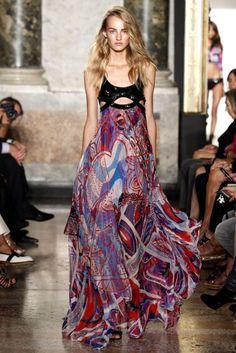 Emilio Pucci Spring/Summer 2014 Ready-To-Wear Collection | British Vogue