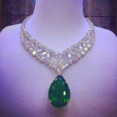 """~ 72.24 Very Big """"Emerald"""" ~ doitjewelry.com"""