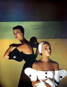 1950 Spencer Alley: Dahl-Wolfe