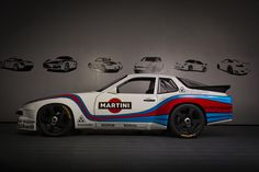 While researching Motor Werks Racing's L VW conversions we were amazed by their entire Heritage Tribute Collection. Each of these Porsche vehicles in the collection share a famous rac… Vw Conversions, Porsche 924s, Audi 1, Martini Racing, Tuner Cars, Turbo S, Custom Cars, Race Cars, Cool Cars