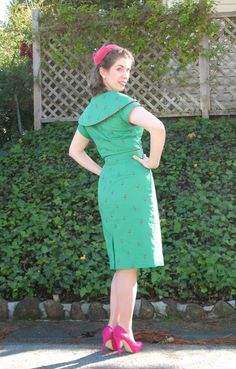 """The """"Pink Flamingo"""" Dress 