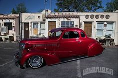 38 Chevy Coupe