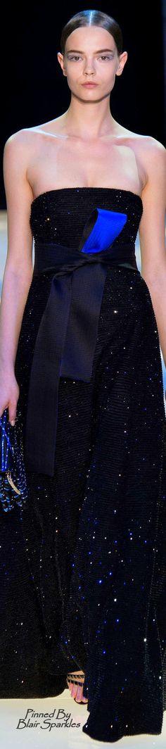 Spring 2015 Couture Armani Privé  ♕♚εїз | BLAIR SPARKLES