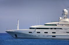 September 2012: there are many superyacht heading to the Monaco Yacht Show...