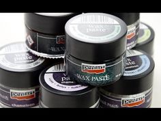 Wax paste guide - A must watch guide Decoupage Tutorial, Mixed Media Canvas, Stencils, Past, Techno, Alcohol, Diy Projects, Steampunk, Vintage