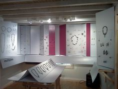 The Multiples Exhibition is set up and ready to go! Hope to see you November 10th!