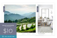 Cristophers - Photography HTML  @creativework247