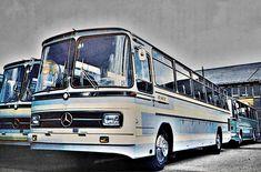 Vintage Trucks, Retro Vintage, Mercedes Benz Bus, Busses, Film Camera, Fire Trucks, Touring, Istanbul, Transportation