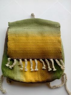 petit sac à dos via Tiss'Art    . Click on the image to see more!