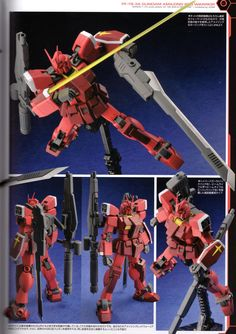 Gundam Weapons: Build Fighters Try Special Edition | Ani-mei.com