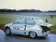 Abarth Fiat 1000 TCR Group 5