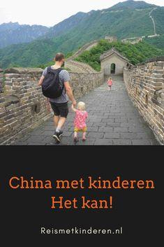 China met kinderen, het kan! En zelfs ontzettend goed.