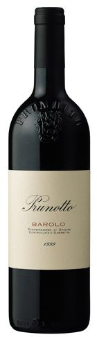 2010 Prunotto Barolo 13.5% Light ruby with garnet reflections. Touches of spice on the nose, touch of vinegar, light red fruits, a bit floral--not so intense. On the palate, it is tart, tannic, and much too young. Even unbalanced. Buying Potential: Wait, wait, wait.