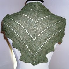 Louise Knits: Design your own scarf or shawl