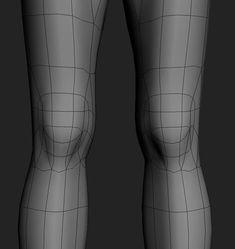 3d Topology Leg