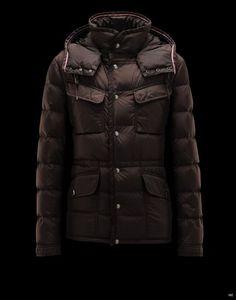 e027152a41b1 FR Doudoune Moncler Pas cher - Doudoune Moncler homme Brune Coats 2017,  Jacket 2017,