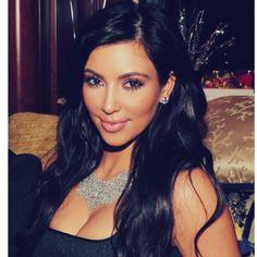 Glowing Make-up or skin? We say SKIN --  Get your Kardashian Glow! #PinToWinKardashianGlow