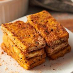 Cajun Spiced Tofu