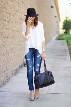 I want this look now!