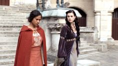 Merlin on the BBC  Personally, I think Katie McGrath should have played Arya in Eragon.