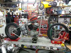 Motorcycle Workshop, Motorcycle Shop, Motorcycle Garage, Man Cave Garage, Garage House, Garage Shop, Garage Studio, Garage Workshop, Go Dog Go
