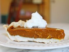 A lovely alternative to pumpkin pie, this rich, vegan kabocha squash pie (from scratch!) is a naturally sweet crowd pleaser.