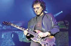 Get to meet a Guitar God.   My Guitar Lessons. Meet and greet with #Black #Sabbath legendary #guitarist #Tony #Iommi.