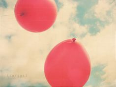 {postcards :: the red balloons} #balloons
