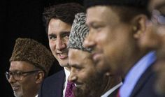 How did Muslim Canadians vote in the last election, and what do they think of the hot-button issues that dominated the campaign? Justin Trudeau, Premier Ministre, Political News, Muslim, Campaign, Politics, Lobby, Couple Photos, Canadian Horse