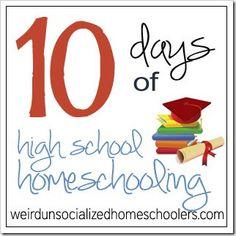 Homeschooling help for higher education?