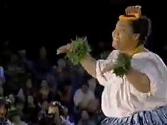 Snowbird Bento - Merrie Monarch 2001: 1st Runner Up Miss Aloha Hula