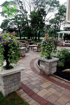 ideas about Paver Stones on Pinterest Paving
