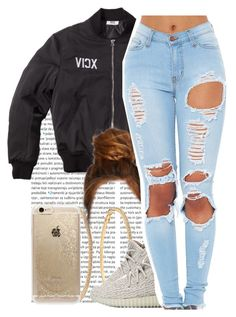 """""""12.18.15"""" by yungd ❤ liked on Polyvore featuring Roberta Chiarella, Rifle Paper Co and adidas Originals"""