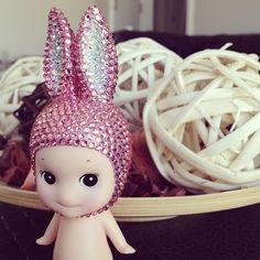 Pink Bunny Sonny Angel