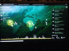 Big Data per l'Ambiente. 16 foreste tropicali studiate con le tecnologie Big Data, il progetto HP Earth Insights