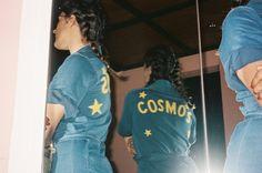Stardust DIY coverall COSMOS hilaydays Blog