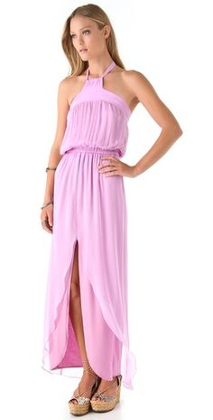 Maxi Dress #pink #maxi #dress